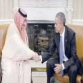 اوباما و ولیعهد عربستان
