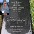 Anne Marie Schimmel German Researcher Orientalist